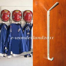 Fireman Hanger, Motorcycle Helmet Holder, Motorbike, Wall Mount Display Rack