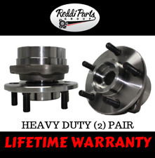 Pair 2 Front Wheel Hub Assemblies fit Jeep Cherokee 87-89 4.0L 53000228 53000230