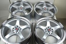 17 Wheels Rims Accord Prius Camry Optima Soul Civic Matrix Corolla 5x100 5x114.3