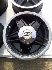 Llantas de aluminio llantas ruote Oz 4x108 et38 7x15 Oldtimer ford profundamente cama 3cm como nuevo Top