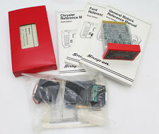 Snap-On MT2500-1094 GM-Chrysler-Ford OBD-II Ford DCL, MT2500-46, MT2500-20A