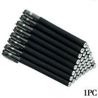 Black Gel Pen Full Matte Water Pen Student Writing V8E4 Supply Office Stati Y9J1