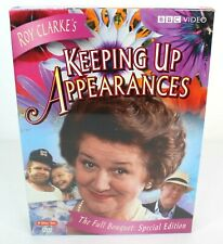 Keeping Up Appearances ; The Full Bouquet 9 Disc Set  DVD 2008 NEW SEALED