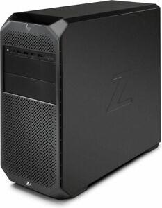 HP Z4 G4 Workstation i7-9800X 3.8GHz 32GB 512GB SSD 6TB Storage Drive W10 Pro