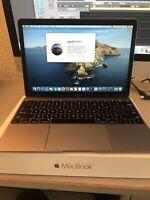 """Apple MacBook A1534 12"""" Laptop - MJY42LL/A (April, 2015, Space Gray)"""
