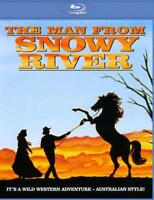 THE MAN FROM SNOWY RIVER NEW BLU-RAY