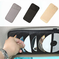 Ideal CD Sleeves Wallet CD/DVD Carry Case Disc Storage Holder For-In-Car