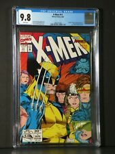 X-Men #11 CGC 9.8 Longshot Dazzler, Mojo, Maverick Jim Lee