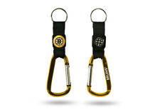 NHL Boston Bruins Navi-Biner Key Ring w/ Compass BRAND NEW