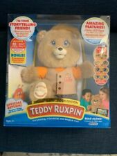 Teddy Ruxpin Storybook Edition With Bonus Contents 3 Stories 7 Songs