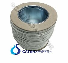 100 Metre Roll Drum Of High Temperature Heat Resistant White Wire / Cable 2.5Mm