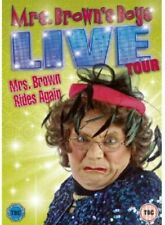 Mrs Browns Boys Live Tour Mrs Brown Rides Again [DVD] [2013]