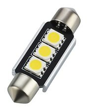 1 x 38mm soffitte SMD LED fußraumbeleuchtung iluminación interior blanco