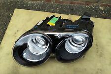Bentley Continental GT Front left headlight headlamp Black 3W1941015 damage