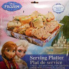 Party Serving Platter DISNEY FROZEN Treats Birthday Supplies