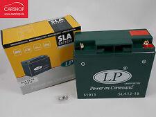Landport Motorradbatterie SLA- Batterie 12V 18Ah SLA12-18 51913 NEU !!