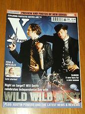 XPOSE #36 BRITISH MAGAZINE VISUAL IMAGINATION JULY 1999 WILD WILD WEST