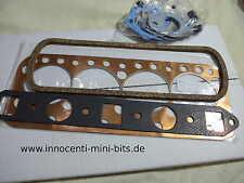 Austin Innocenti Rover Mini Zylinderkopfdichtsatz (Kupfer) 850cc, 1000cc, 1100cc