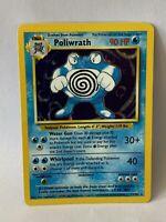 Poliwrath 13/102 Holo Foil Mint - Base Set - Pokemon Card - WOTC