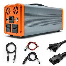 Portable Power Station 1000w Portable Generator Emergency Power Supply Solar