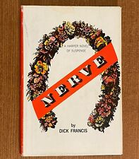 NERVE by Dick Francis (HC/DJ) First U.S. Edition 1964