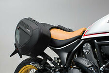 SW Motech Blaze Motorcycle Luggage Panniers to fit Ducati Scrambler Desert Sled