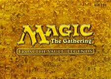 FTV FROM THE VAULT LEGENDS Factory Sealed MTG Magic the Gathering FOIL L.E. SET