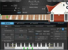 NEW Music Lab Real Rick Virtual Guitar Instrument Rickenbacker Pro Tools Plug In
