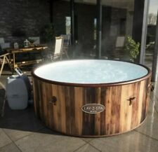 ☀️ Lay Z Spa Helsinki - Up To 7 Person Hot Tub - BRAND NEW & FREE DELIVERY ☀️🚚