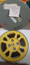 "16MM FILM ""STRANGE STORY OF THE FROG WHO BECAME A PRINCE"" 400' REDDISH COLOR SND"