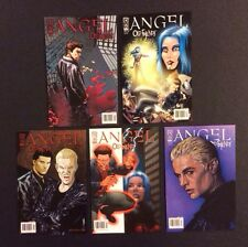 ANGEL: OLD FRIENDS #1-5 Comic Books Complete Series IDW 2005 VF/NM BTVS Whedon