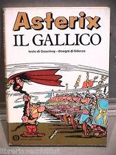 ASTERIX Il Gallico Goscinny Mondadori Oscar 669 Fumetti Narrativa per Ragazzi di