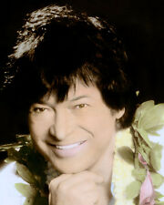 "DON HO HAWAIIAN ENTERTAINER SINGER 8x10"" HAND COLOR TINTED PHOTOGRAPH"