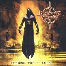 BURNING POINT Feeding the Flames CD 2003: HAMMERFALL, STRATOVARIUS, LOST HORIZON