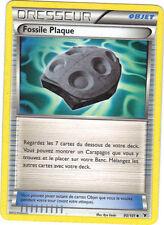 Pokémon n° 90/101 - Dresseur - Fossile plaque