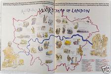 Quentin Blake Anna Wintour Isabella Blow London Fashion Week ES Magazine 1999 UK