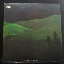 Cliff Waldron - God Walks The Dark Hills LP VG+ SLP 1572 Stereo Vinyl Record