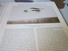 Stuttgart  Archiv 4 Wirtschaft 4110 Heinkels Flugversuche auf dem Wasen 1911
