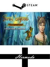 Forest Legends: The Call of Love Collector's Edition Steam Key - for PC Windows