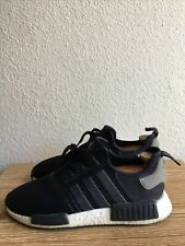 Adidas NMD R1 BA7251 Shoes Black Cargo Men's Size 10.5 Running Shoes Pre-Owned