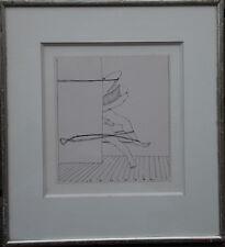 Gérard BERINGER - Dessin original encre sur papier composition surréaliste*