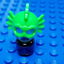 LEGO-MINIFIGURES  THE LEGO MOVIE 2 X 1 HEAD GEAR FOR The Swamp Creature PART