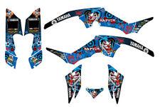 Yamaha Raptor 350 graphic decal kit stickers atv racing calcomanias best design