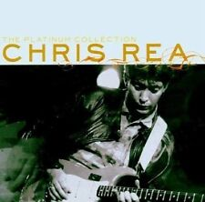 NEW; CHRIS REA: THE PLATINUM COLLECTION. TERRIFIC. WILL MAKE AN EXCELLENT GIFT.