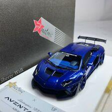 1/43 Fuelme LB Works Lamborghini Aventador LP700 2.0 AZR Edition Ltd 120 pcs