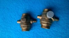 IDEAL RESPONSE 22mm ISOLATING VALVES 1 PAIR NEW 075247 + 151684