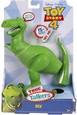 Toy Story 4 Rex 7 Inch True Talker Toy Figure
