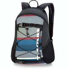 Dakine WONDER 15L Skyline Multi Stripe Skateboard Carry Bungee Storage Backpack