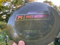 Discraft Paul McBeth First Run Disc Golf Innova Frisbee Collector Proto OOP PDGA