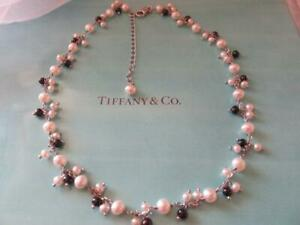Tiffany & Co. Iridesse Cultured Freshwater Multi Colored Pearl Necklace